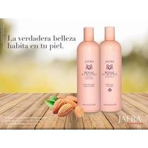 Jafra Paquete Aceite Almendras 500 Ml + Loción Crema 500 Ml