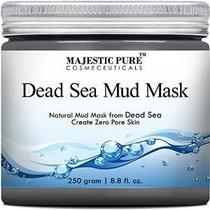 Majestic Puro Barro Del Mar Muerto Mascarilla 8.8 Oz - Calid