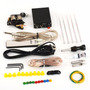 Kit Para Tatuar / Tattoo Kit - 1 Maquina Fuente Agujas Etc