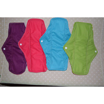Toallas Femeninas Tela Paquete De 10 Toallas Regulares Pull