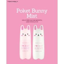 Bunny Sleek Mist - Tonymoly - Moisture Mist, Conejito Acne