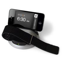 Lark - Reloj Despertador Silencioso Sin Alarma Y Con Sensor
