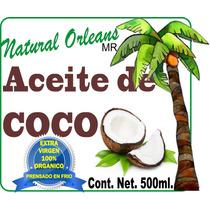 Aceite De Coco Grado Alimenticio Extra Virgen