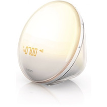 Philips Hf3520 Wake-up Light Terapia De Luz - Envio Gratis
