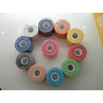 Cintas Tape Colores Varios Taping Vendaje Para Fisioterapia