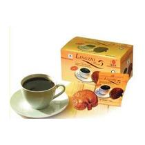 Café Negro, 2 En 1, Producto Dxn, Café Puro Y Soluble Op4