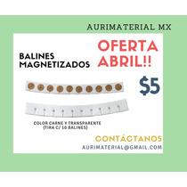 Balines Magnetizados Auriculoterapia (sin Mínimo De Compra)