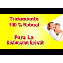 Tratamiento/cura Natural P/disfunción Eréctil+testosterona