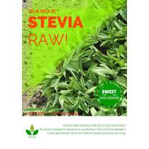 Hoja Seca De Stevia 50 Kg