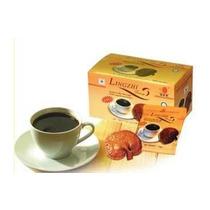 Café Negro, 2 En 1, Producto Dxn, Café Puro Y Soluble