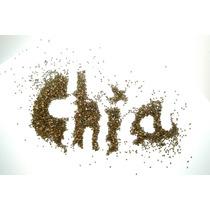 Semilla De Chia Premium Calidad Exportación Orgánica
