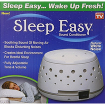 Sleep Easy - Máquina De Sonido Natural Para Dormir - Blanco