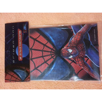 Invitaciones Spider-man Y Libro De La Selva 2