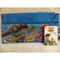 Toy Story Fiestas 12 Lapiceras Dulceros Recuerdos Piñata