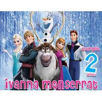 Dulceros Casitas Bolos Aguinaldos Disney Frozen Elsa Y Ana