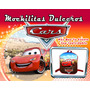 10 Mochilitas Dulcero Cars , Rayo Mcqueen , Mate, Sally Maa