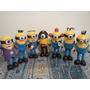 Fofuchos Minnion Vengadores Superheroes Toy History Graduad