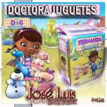 Doctora Juguetes Invitaciones Kit Imprimible Jose Luis