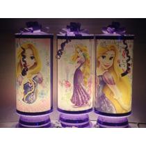Centros De Mesa Recuerdos Cumpleaños Lamparas Rapunzel