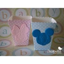 Paquete Cajitas Dulces Cumpleaños Mimi Mickey Mouse