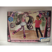 Monster High Globo Metalico Airwalkers Fiestas Decoracion