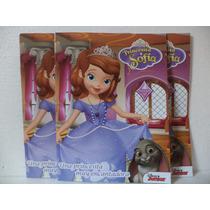 Princesa Sofia Fiesta 10 Libros Colorear Premios Recuerdos