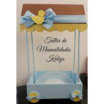 Centros De Mesa Para Bautizos, Baby Shower, Fiestas Maa