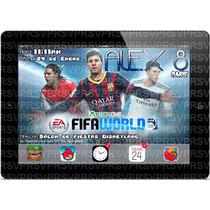 Fifa 2015 Invitaciones Personalizadas En Forma De Ipad