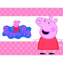 Kit Imprimible 2x1 Peppa Pig Cerdita Golosina Personalizadas