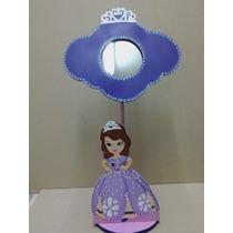 Espejos Centros De Mesa Infantiles Princesa Sofia