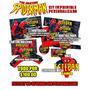 Spiderman Kit Imprimible Invitaciones Etiquetas Y Mas!