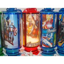 Avengers Centros De Mesa Lamparas Avenger1 Lampara De Regalo