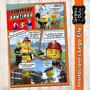 Invitaciones De Lego City-lego City-lego-invitaciones Niños