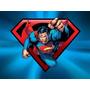 Kit Imprimible Superman Invitaciones Fiesta Aniversario 2x1
