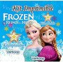 Kit Imprimible Frozen Candy Bar Fiesta Personalizada Disney