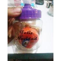 Cilindro Mini, Dulcero, Aguinaldo, Personalizado 10 Pzas