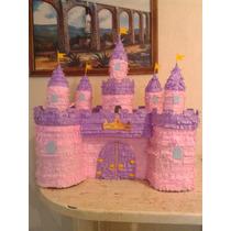 Piñata Castillo Caricaturas