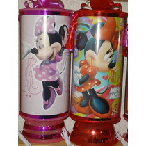 Recuerdos Centros De Mesa ! !lamparas Minnie Mouse 1 Regalo