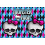 Kit Imprimible Monster High 2en1 Candy Bar Y Mas! 2x1