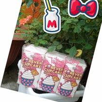 Fiesta, 6 Paq.de Pañuelos Desechables(tipo Kleenex), Cupcake