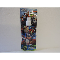 Avengers Fiestas Cantimploras 10 Recuerdos Regalos Bolo