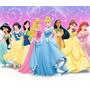 Kit Imprimible Y Candy Bar Princesas Invitaciones Golosinas