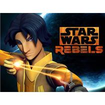 Kit Imprimible Star Wars Rebels Candy Bar Golosinas Tarjetas