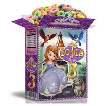 Kit Imprimible Princesa Sofia Powerpoint 100% Editable