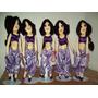 Jazmin 6 Bellas Princesas Por $1650.00 Dme