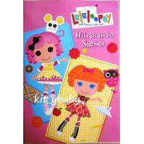 Fiesta De Lalaloopsy, Libro P/colorear Gigante