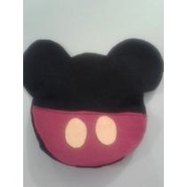 10 Dulceros De Mickey Mouse X 120 Pesos En Fieltro