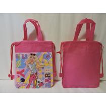 Barbie Dulceros Fiestas Recuerdos 10 Bolsas Bolos Aguinaldos