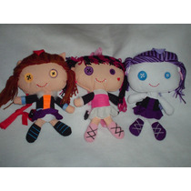 Monster High 3 Modelos De Mochilas Dulceros De 35cms