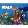 Kit Imprimible Buscando A Nemo Fiesta Cumpleaños Torta Niños